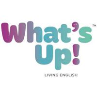 Logo de What's Up! Living English
