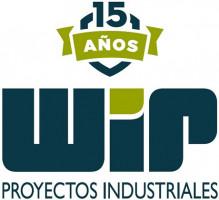 Logo de Wip proyectos industriales