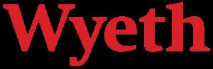Logo de Wyeth Farma